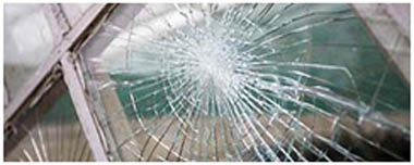 Lewisham Smashed Glass